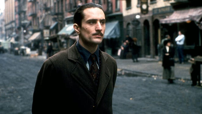 Robert DeNiro in 'The Godfather Pt. II.'
