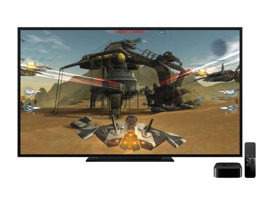 TV-AppleTV-Remote-MetalMorph-PRINT