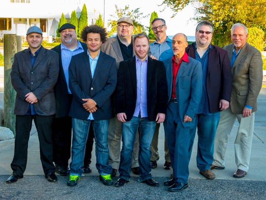 Swing band Planet D Nonet will perform Aug. 12 as part
