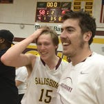 Smith's free throws give SU a NCAA berth