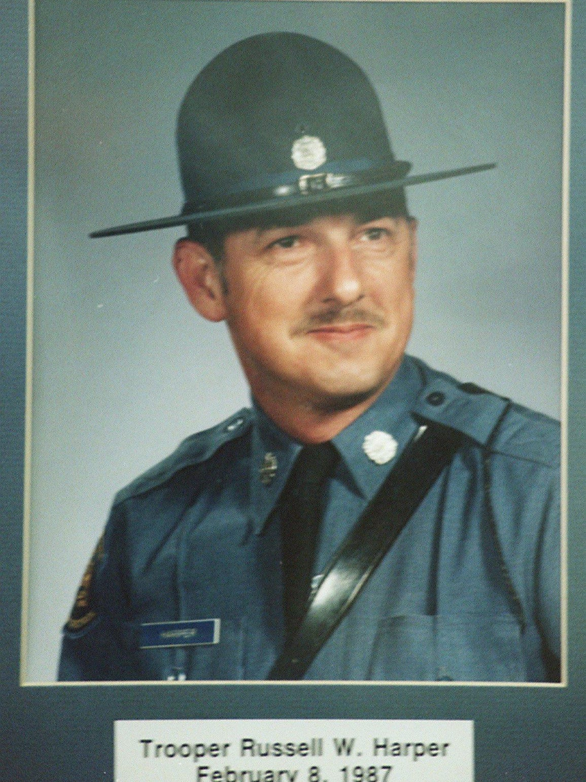 Missouri State Highway Patrol trooper Russell Harper