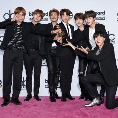 K-Pop is slowly but surely making its way to America,