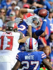 Bills Micah Hyde almost came up with this late interception