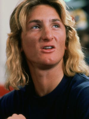"""""""Fast Times at Ridgemont High,"""" starring Sean Penn as the memorable Jeff Spicoli, will be shown Sunday and Wednesday in area Cinemark theaters."""