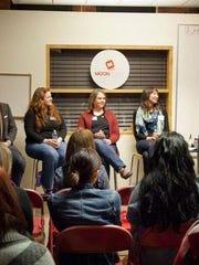 Girl Geek Dinner hosts meetings for local programmers.