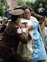 """Oprah Winfrey plays Annie Lee Cooper in """"Selma."""""""