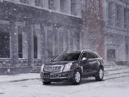 A 2016 Cadillac SRX could be the ultimate gift for