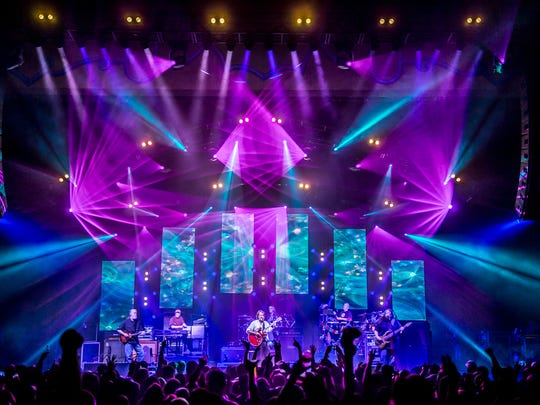 Widespread Panic comes back to Asheville on Sept. 17.