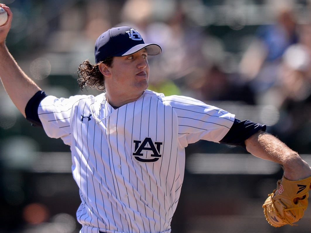 Auburn sophomore starting pitcher Casey Mize will likely be inactive for this weekend series against No. 14 Arkansas. Mize leads the SEC in strikeouts with 82.
