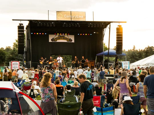 Flagstaff Blues and Brews presents local and regional