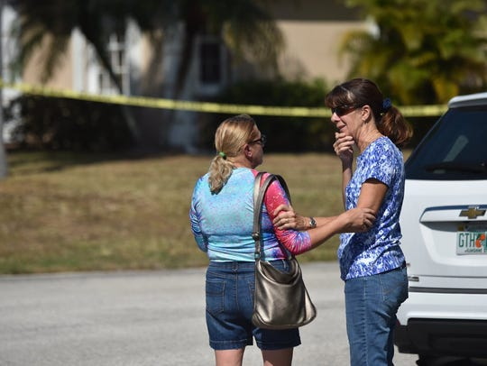 Neighbors react to the news of body discovered in a