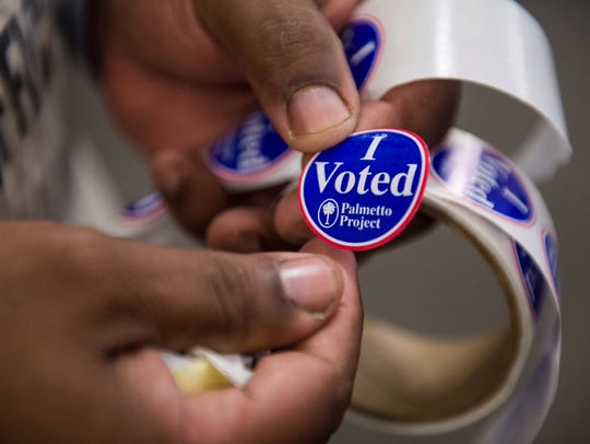 South Carolina voters will determine a number of congressional,