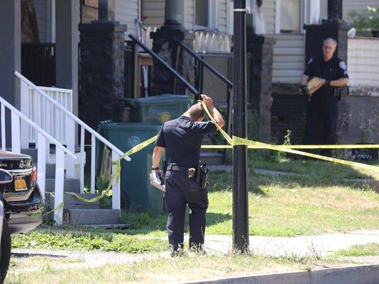 Weld Street investigation