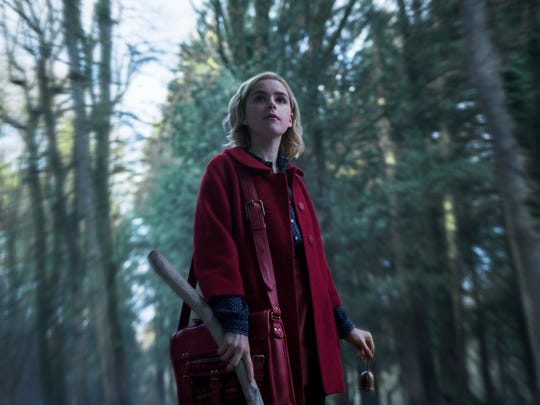 "Netflix's ""Chilling Adventures of Sabrina"" is out on"