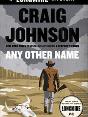 Any Other Name by Craig Johnson, book cover.