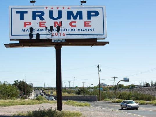 100516 Trump Billboard