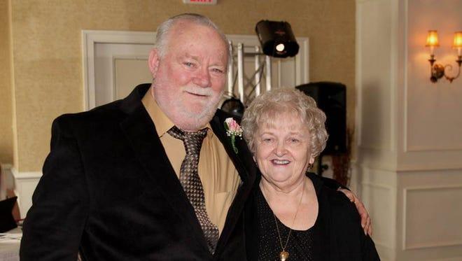 Linda and Brian Livelsberger Sr. in 2016.
