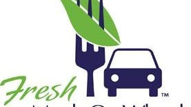 Sheboygan County's Fresh Meals on Wheels' logo