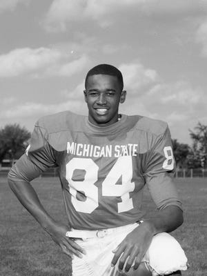 Gene Washington was an All-America wide receiver at Michigan State in 1965 and 1966.