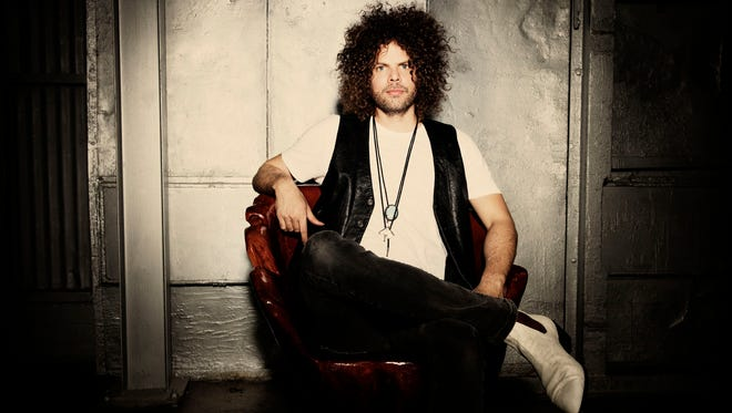 "Wolfmother frontman Andrew Stocksdale worked with producer Brendan O'Brien on the band's latest album, ""Victorious."""