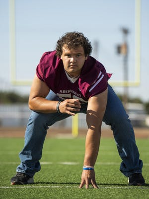 After accepting a role as one of Abernathy's varsity linebackers as a sophomore two seasons ago, Matthew DeAnda has evolved into the team's coach on the field.