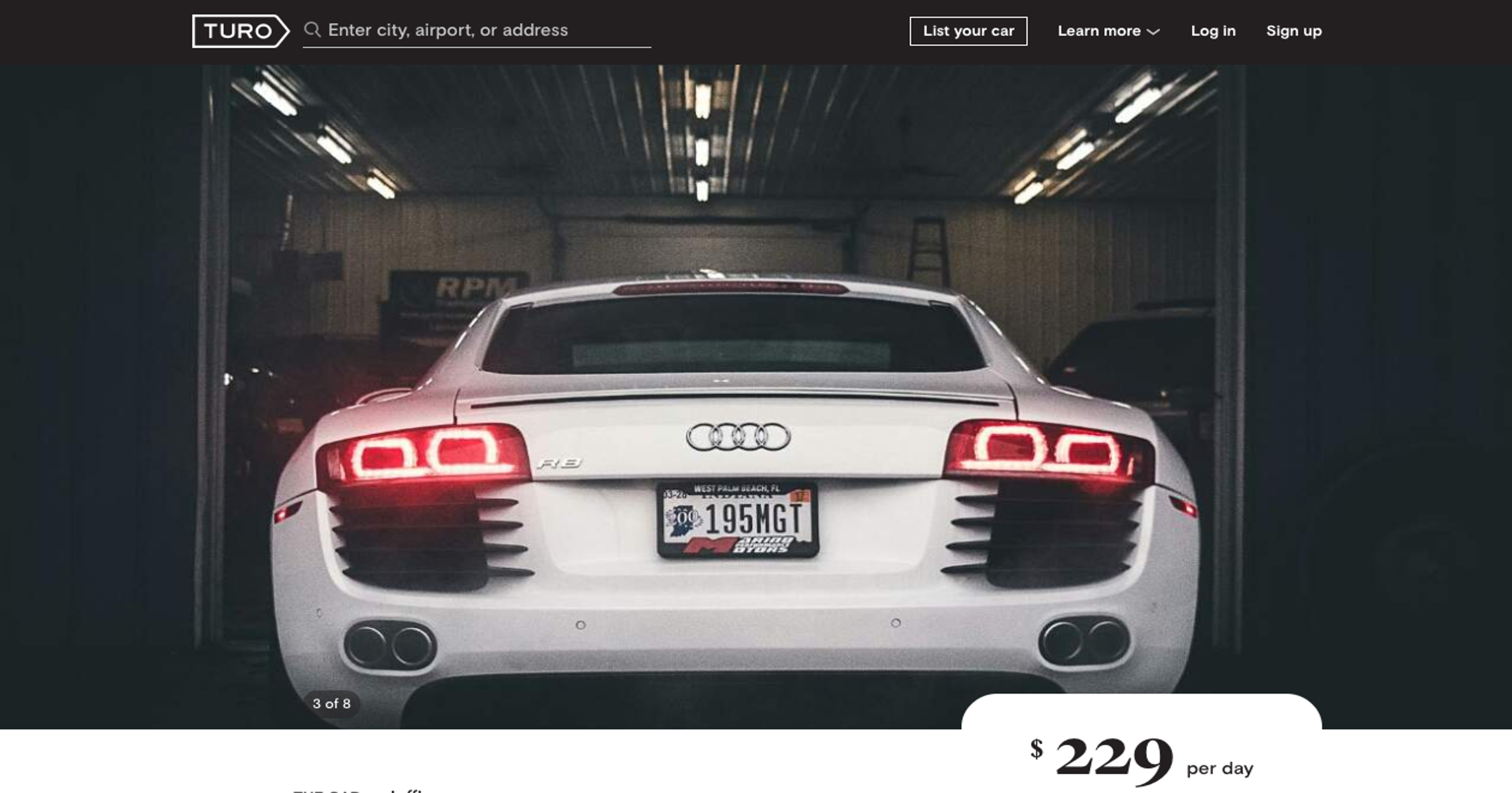 Airbnb For Cars >> Indy S Most Interesting Cars On Turo The Auto Airbnb