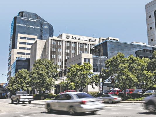 jewish hospital in downtown Louisville
