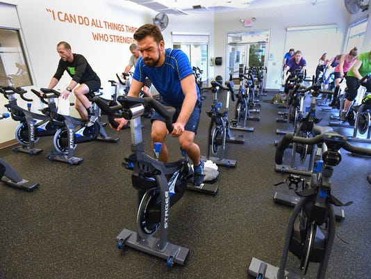 Pedaling for health
