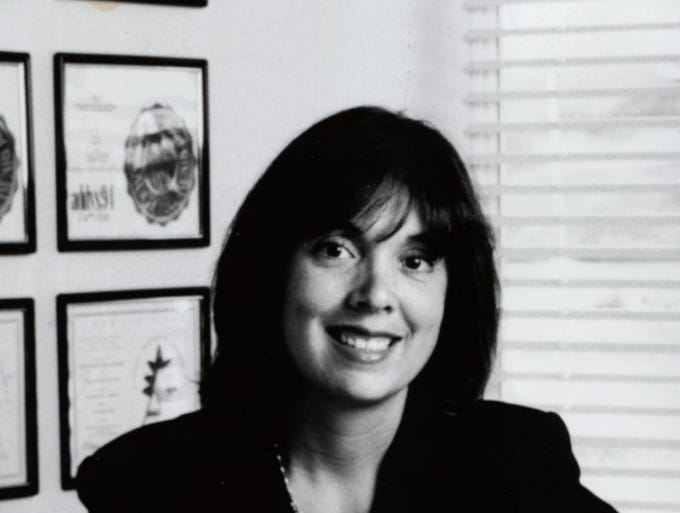 """04-16-2000 2b; public relations specialist Tammara """"Tammy""""  Hall, 39,  Candidate for Fort Myers City Council Ward 1 (2000)"""