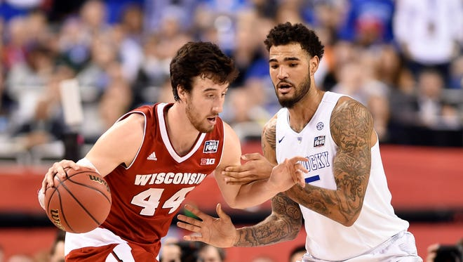 The azcentral sports mock draft tabbed Wisconsin's Frank Kaminsky to the Suns at their No. 13 pick but a score of other mock drafts also posted since Wednesday have gone other directions.