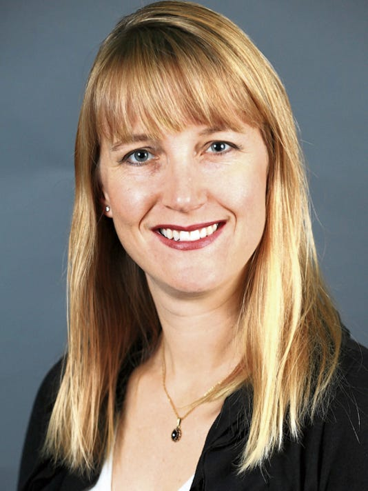 Leah Whigham, Executive Director of the Paso del Norte Institute for Healthy Living.