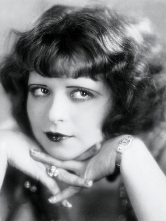 """In the 1920s Clara Bow was the knees of the bee, the pajamas of the cat and the personification of """"It."""" She's still pretty cute."""