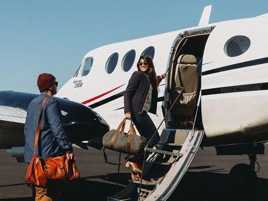 Blackbird, a San Francisco aviation startup, is considering