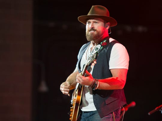 The Zac Brown Band.