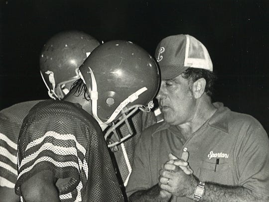 Funeral services for longtime football coach Bobby