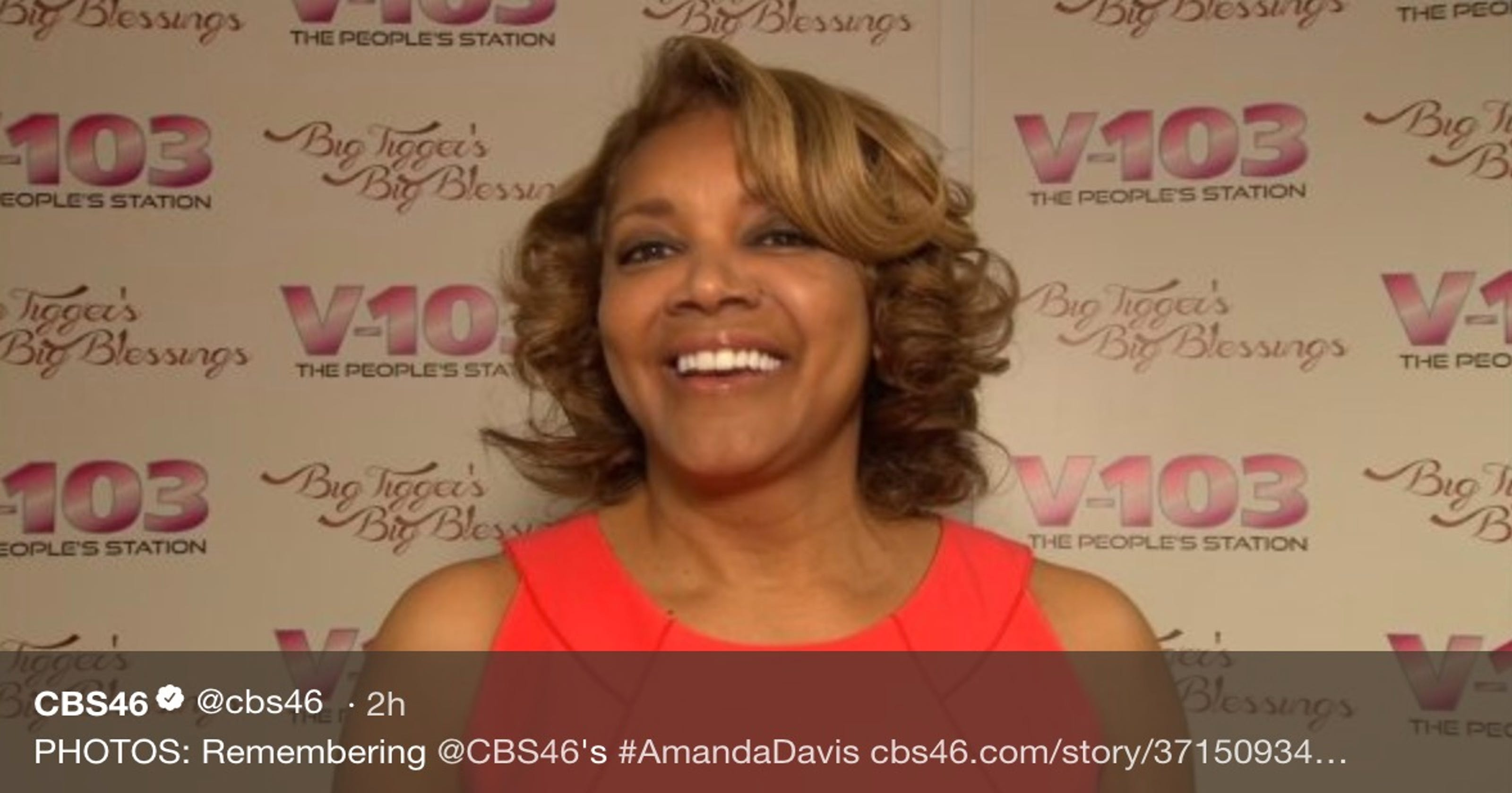 Atlanta reporter Amanda Davis dead at 62