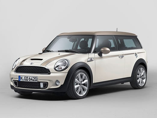 Deal Pick: The 2014 Mini Cooper Clubman coupe, which