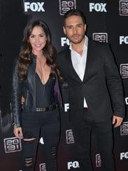 Carmen Villalobos y Sebastián llevan ocho años juntos.