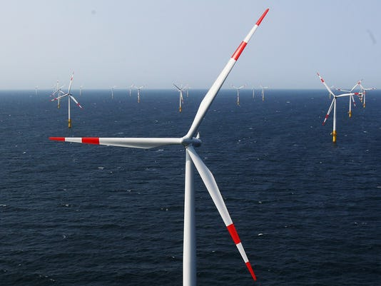 offshore wind roundup