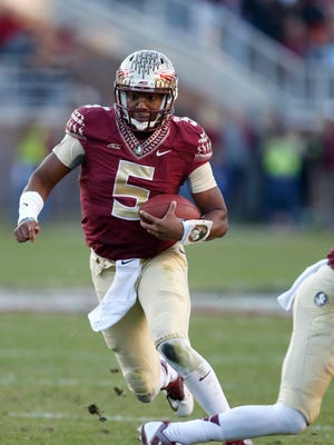 FSU fans prefer to see Jameis Winston scrambling in games and not in legal battles.