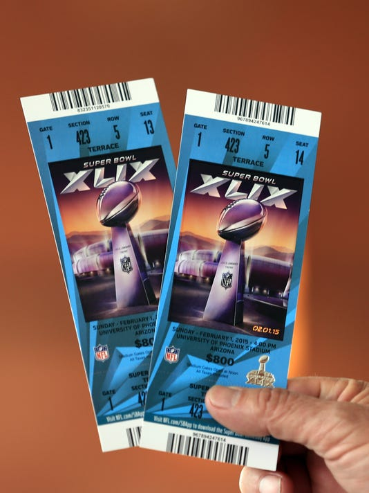 USP NFL: SUPER BOWL XLIX-FEATURES S FBN USA AZ