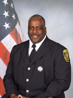 Fallen firefighter Daryl Gordon, 54.
