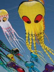 All eyes at Lincoln City beaches turn to the sky June 27-28 during the annual Kite Festival.