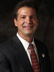 Stephen Kleinsmith, superintendent of Nixa schools