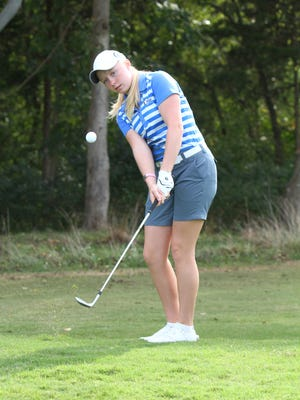 Samantha Gotcher, of MTSU, was honored along with Hanley Long by Conference USA after making All Academic Team status.