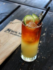 The Dark and Stormy is a classic rum cocktail.