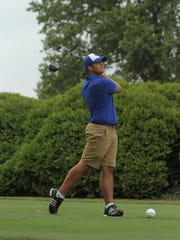Ontario's Dominic Castelvetere  has taken medalist honors this season at the Tyger Invitational and last week's Ontario Invitational.