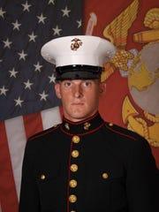 Lance Cpl. Taylor J. Conrad, 24, of Baton Rouge, La.,