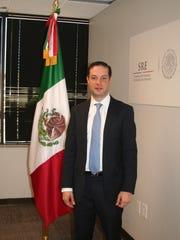 Benito Mirón, Director General de Asuntos Internacionales