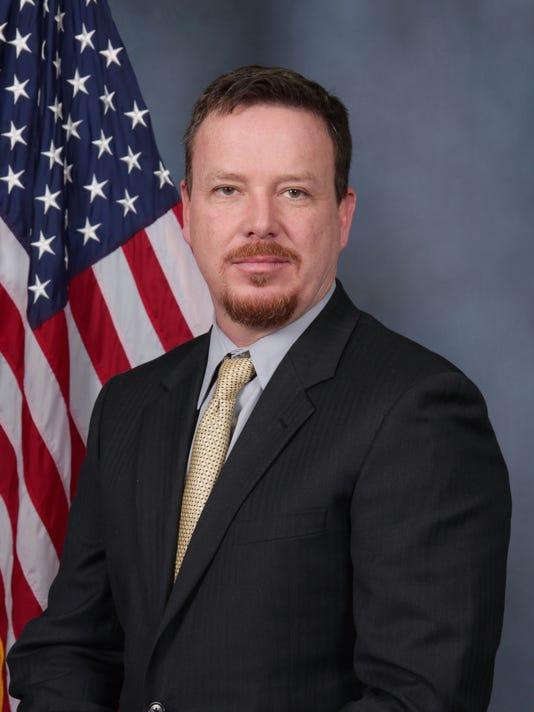 Kyle Willett, former LMPD narcotics investigator